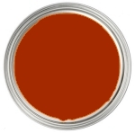 Tag-Out Paint Color: Brick Red