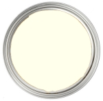 Tag-Out Paint Color: County White Flat