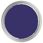 Tag-Out Paint Color: Mail Box Blue