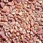 Azuza Soft Rocks Color: Coral Sunset