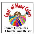 Coats of Many Colors Church Fundraisers