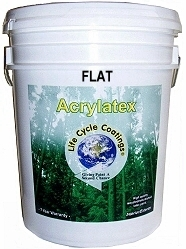Life Cycle Recycled Paint 5-gal pail