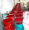We recycle hundreds of gallons of paint daily