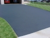 Great low-cost alturnative to sealing driveways